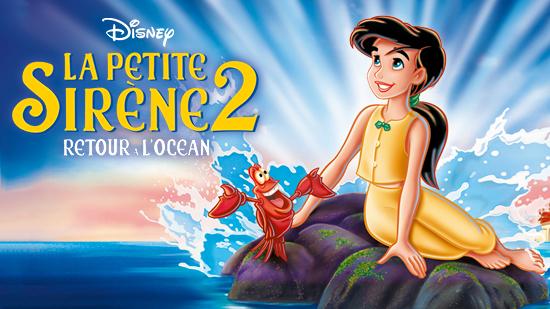 La Petite Sirène 2, retour à l'océan