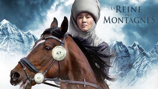 La reine des montagnes
