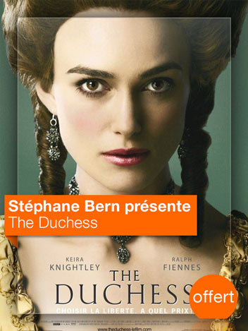 The Duchess vu par Stéphane Bern