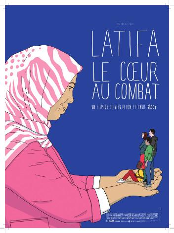 Latifa : le coeur au combat