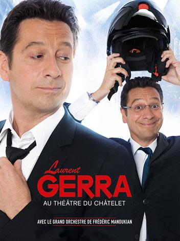 Laurent Gerra au Châtelet