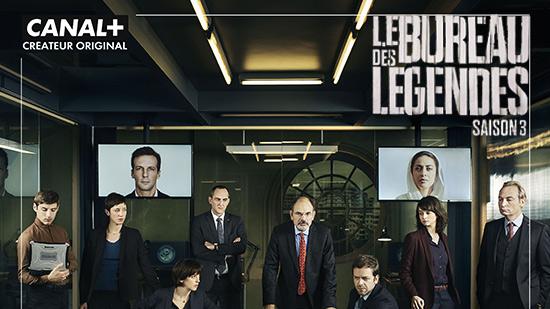Le Bureau des Légendes - S03