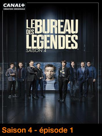 Le Bureau des Légendes - S04