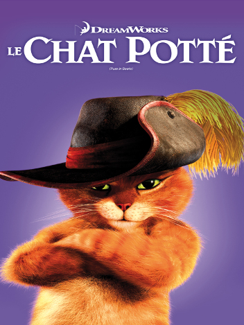 Le chat Potté