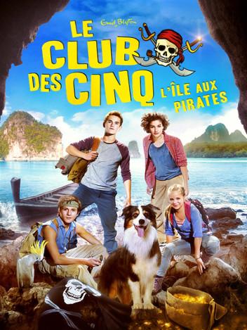 Le club des cinq : l'ile aux pirates