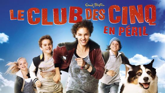 Le Club des cinq en péril