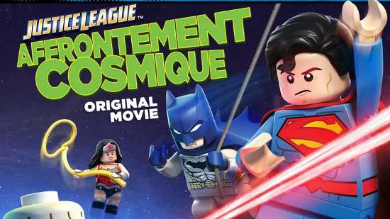 Lego DC affrontement cosmic