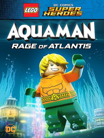 Lego DC Super Heroes : Aquaman
