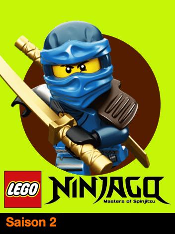 08. Le jour ou ninjago s'est mis a trembler