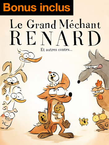 Le grand méchant renard - édition spéciale