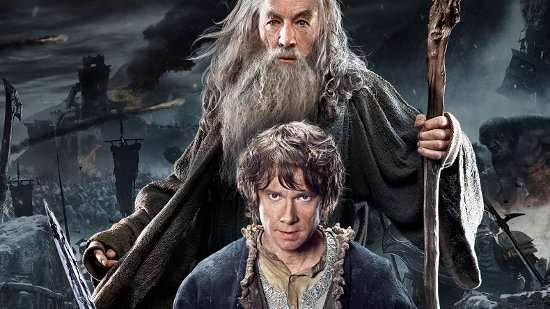 Le Hobbit : la bataille des cinq armées - version longue