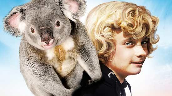Le koala, mon papa et moi