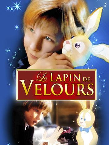 Le lapin en velours