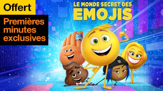 Le monde secret des Emojis - extrait exclusif offert