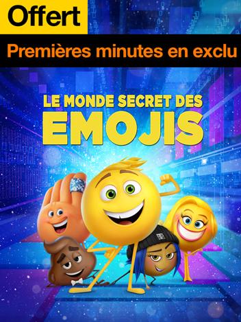 Le Monde secret des Emojis -extrait offert