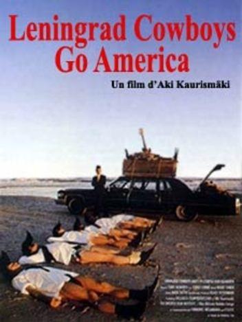 Leningrad cow boys go America