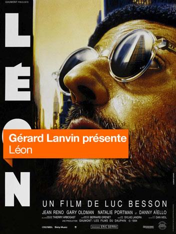 Léon vu par Gérard Lanvin