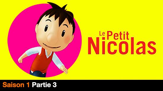 Le Petit Nicolas S01 - partie 3