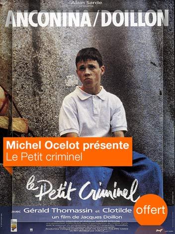 Le petit criminel vu par Michel Ocelot