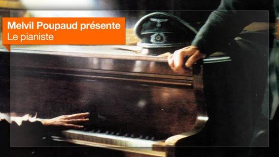 Le pianiste vu par Melvil Poupaud