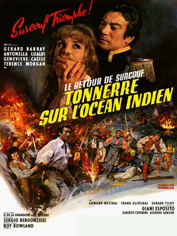 Le retour de Surcouf : tonnerre sur l'ocean indien