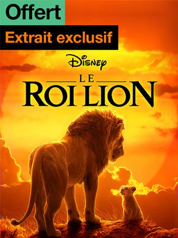 Le Roi Lion - extrait exclusif offert
