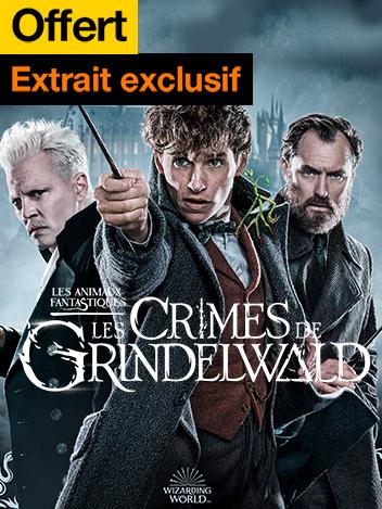 Les animaux fantastiques : Les crimes de Grindelwald - extrait exclusif offert
