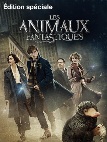 Les animaux fantastiques - édition spéciale
