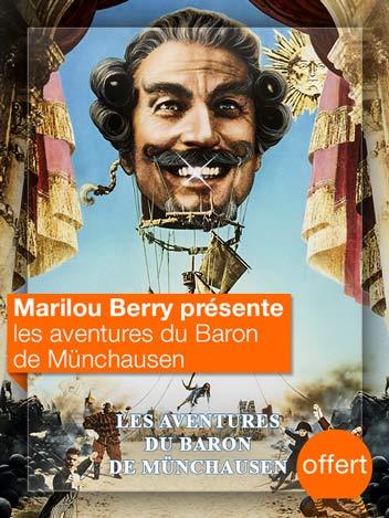 Les aventures du Baron de Münchausen vu par Marilou Berry