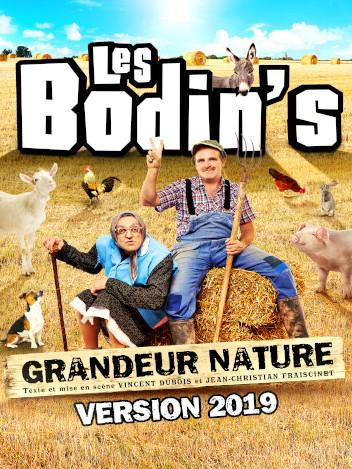 Les Bodin's - Grandeur nature (2019)
