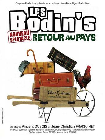 Les Bodin's - Retour au pays