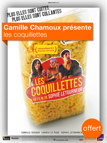 Les Coquillettes vu par Camille Chamoux
