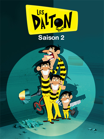 Les Dalton - S02