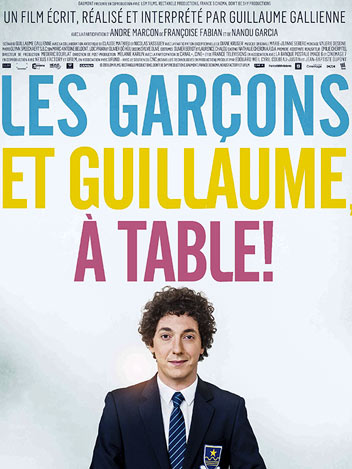 Les gar ons et guillaume table s rie streaming - Les garcons guillaume a table streaming ...