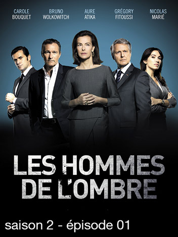 Les Hommes de l'ombre - S02
