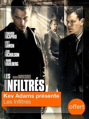 Les Infiltrés vu par Kev Adams