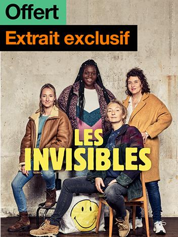Les invisibles - extrait exclusif offert