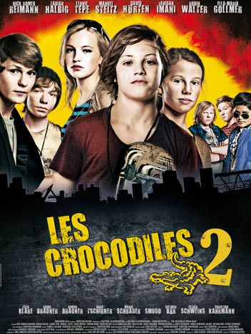 Les crocodiles 2