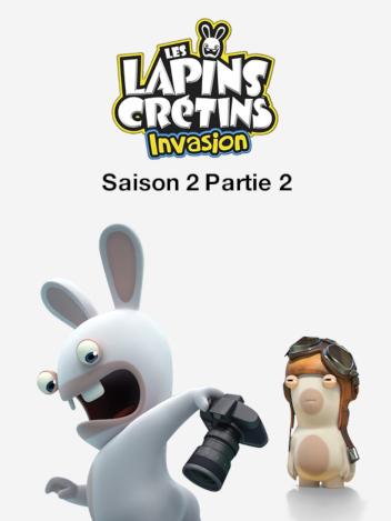 Les Lapins crétins : invasion S02 - partie 2