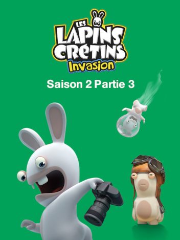 52. Le rayon zappe lapin