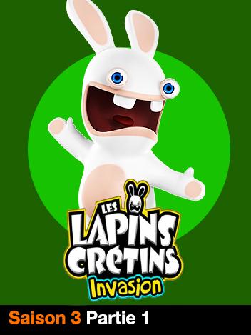 Les Lapins crétins : invasion S03 - partie 1