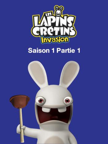 Les Lapins crétins : invasion partie 1