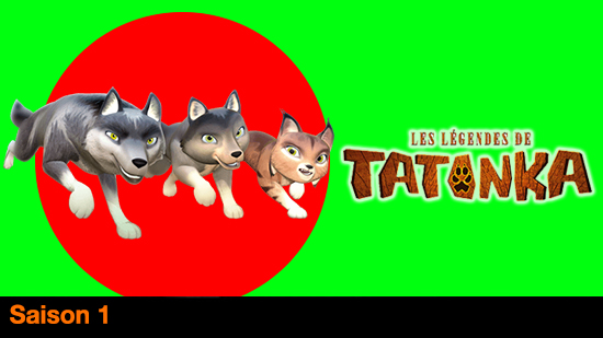 Les Légendes de Tatonka - S01