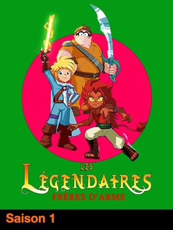 Les Légendaires - Volume 01 - La chasse au trésor