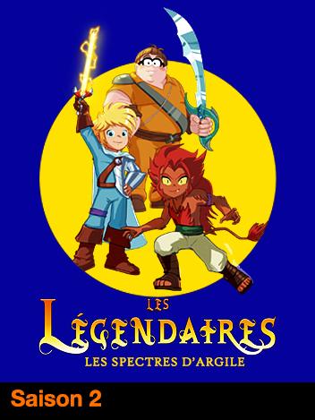 Les Légendaires - Volume 02 - Les secrets de Maotou