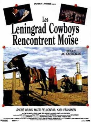 Les Leningrad cow-boys rencontrent Moïse