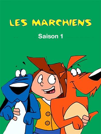 Les marchiens - S01