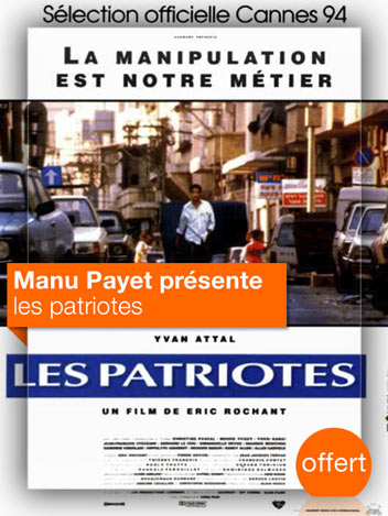 Les patriotes vu par Manu Payet