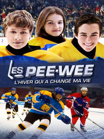Les Pee-Wee : L'hiver qui a changé ma vie