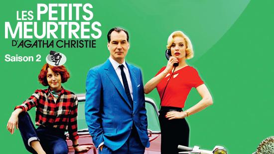 Les petits meurtres d'Agatha Christie - S02